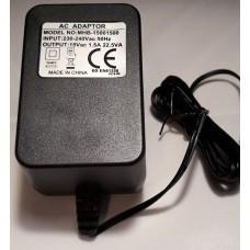 CT1 Cased Mains Transformer, 15V ac, 1.5 Amps
