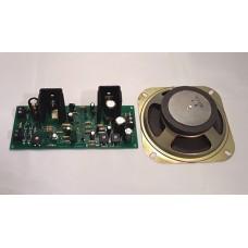 Trax CM-12/24 Steam Chuff Module with 10.2 x 10.2cm Speaker