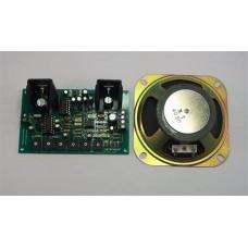 Trax DESS-12 Diesel Engine Sound Module with 10.2 x 10.2cm Speaker