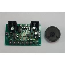 Trax DESS-12S Diesel Engine Sound Module with 5.0cm Speaker
