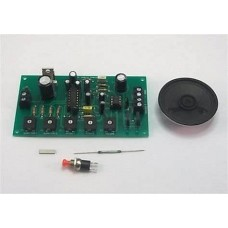 Trax DHM-12S Two-Tone Diesel Horn Module with 5.0cm Speaker