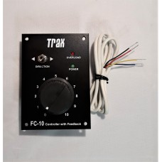 Trax FC-10 Panel Mount Train Controller with Feedback