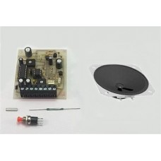 Trax SWM-2 Steam Whistle Module with 9.2 x 9.2cm Speaker